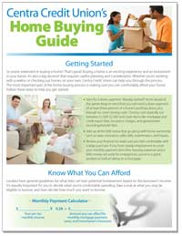 Centra's Home Buying Guide